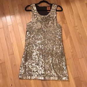 Tory Burch medium sequin dress